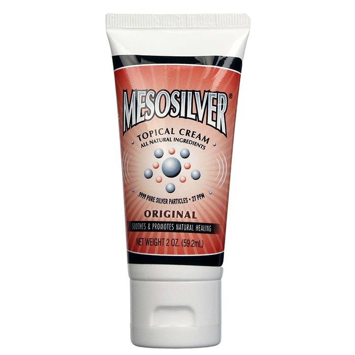 MESOSILVER CREAM ORIGINAL 2oz